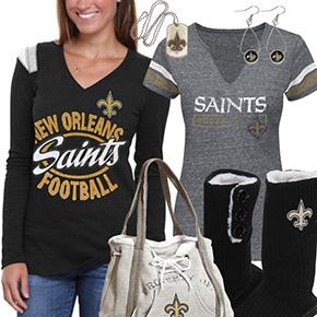 New Orleans Saints Fashion