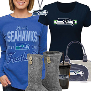 Seattle Seahawks Fan Gear