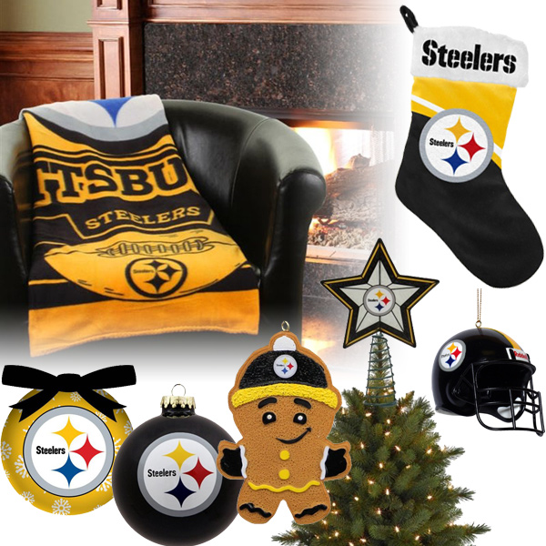 Pittsburgh Steelers Christmas Ornaments, Pittsburgh Steelers ...