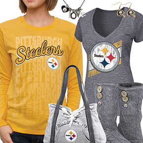 Pittsburgh Steelers Fashion