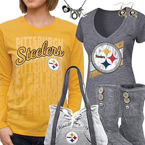 Pittsburgh Steelers Fashion