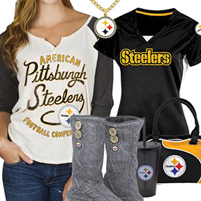 Pittsburgh Steelers Fan Gear