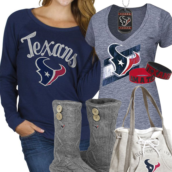 Cute Texans Fan Gear