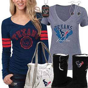 Houston Texans Fashion