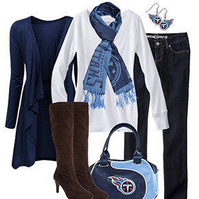 Tennessee Titans Fall Fashionista