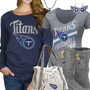 Tennessee Titans Fashion