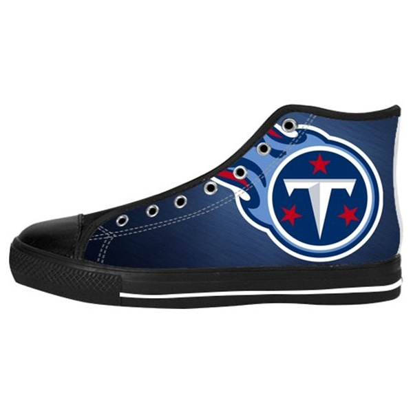 Tennessee Titans Converse Shoes