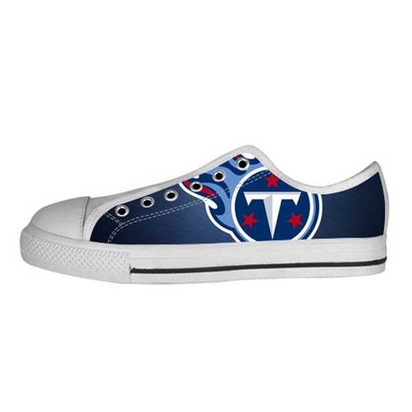 Tennessee Titans Converse Sneakers