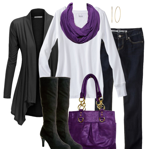 Minnesota Vikings Inspired Fall Fashion