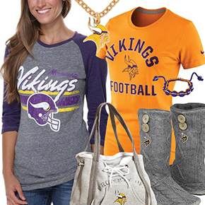 Minnesota Vikings Fashion