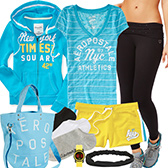 Cute Workout Gear