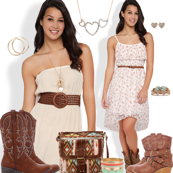 Country Girl Fashion