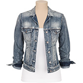 Trendy Jeans Jackets