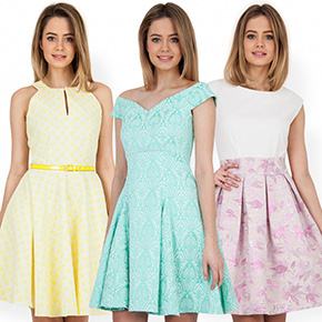 Southern Belle Style Dresses