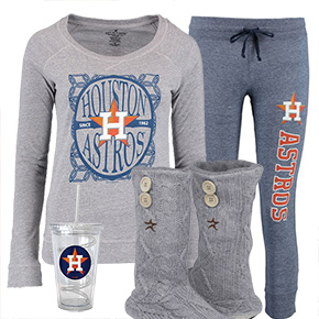 Houston Astros Fan Gear