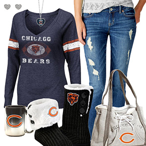Cozy Sunday Bears Outfit