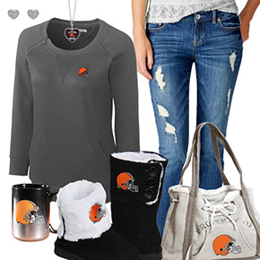 Cleveland Browns Outfit