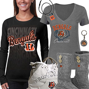 Cute Bengals Fan Gear