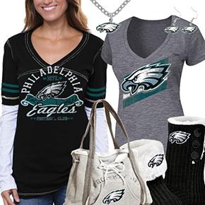Cute Eagles Fan Gear