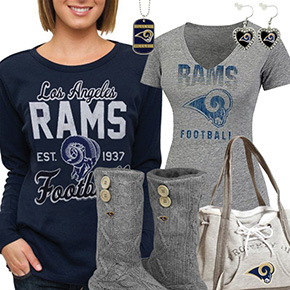 Cute Rams Fan Gear
