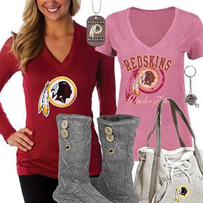 Cute Redskins Fan Gear