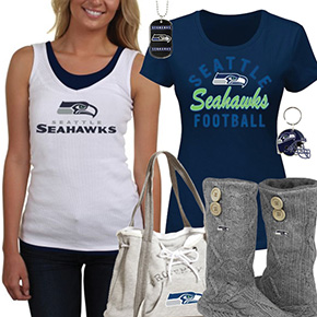 Cute Seahawks Fan Gear