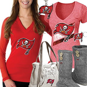 Cute Buccaneers Fan Gear