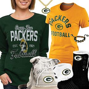 Cute Packers Fan Gear