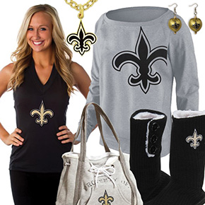 Cute Saints Fan Gear