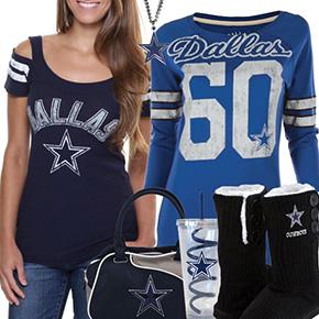 Cute Cowboys Fan Gear