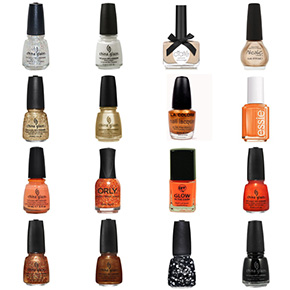 Cincinnati Bengals Nail Polish Colors