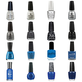 Indianapolis Colts Nail Polish Colors