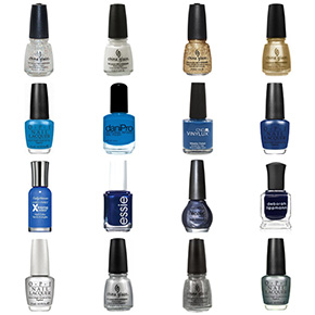 Dallas Cowboys NFL Nail Polish