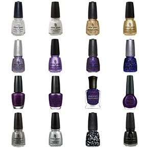 Baltimore Ravens Nail Polish Colors