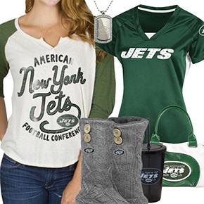 Cute Jets Fan Gear