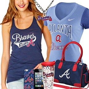Cute Braves Fan Gear