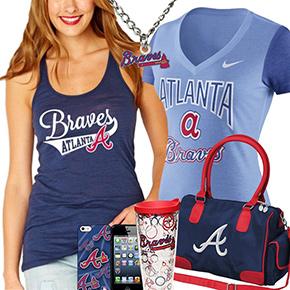 Cute Braves Fan Gear
