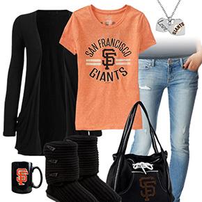 Cute San Francisco Giants Tshirt
