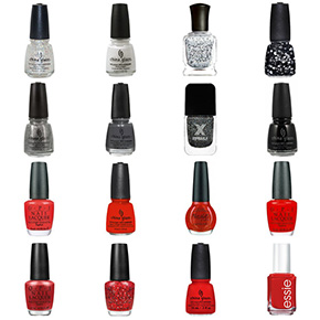 Tampa Bay Buccaneers Nail Polish Colors