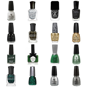 New York Jets Nail Polish Colors