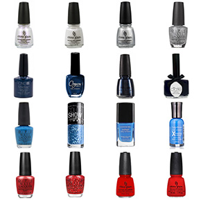 Tennessee Titans Nail Polish Colors