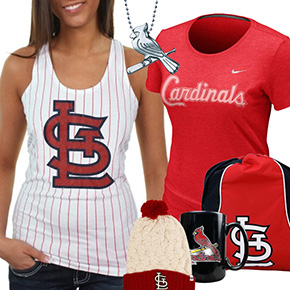 Cute Cardinals Fan Gear