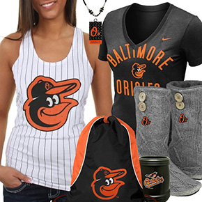 Cute Orioles Fan Gear