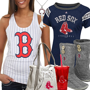 Cute Red Sox Fan Gear
