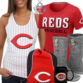 Cute Reds Fan Gear