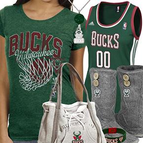 Cute Bucks Fan Gear