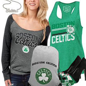 Cute Celtics Fan Gear