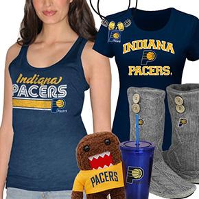 Cute Pacers Fan Gear