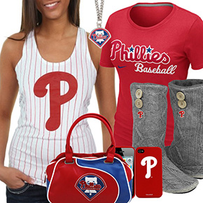 Cute Phillies Fan Gear