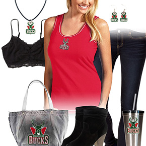 Milwaukee Bucks Tank Top Outfit